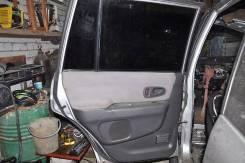 Обшивка двери. Mitsubishi Pajero Sport, K90 Mitsubishi Montero
