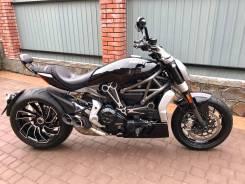 Ducati Diavel. 1 300 куб. см., исправен, без птс, без пробега. Под заказ