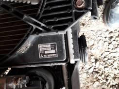 Радиатор охлаждения двигателя. Mitsubishi Legnum Mitsubishi Galant Двигатель 6A13