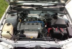 Двигатель 7A-FE в разборе по запчастям