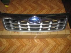 Решетка радиатора. Subaru Forester, SH5, SHJ Двигатели: EJ205, EJ20A