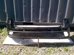 Бампер задний верхняя часть Toyota Highlander 13- 52159-0E070