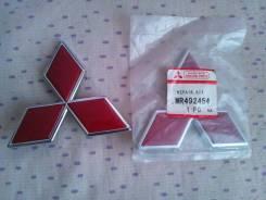 Эмблема. Mitsubishi Challenger, K99W Mitsubishi Pajero, V63W, V73W, V65W, V75W, V78W, V68W