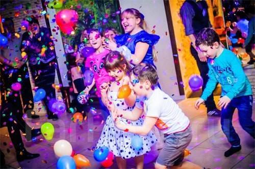 Организация Детского Дня Рождения. Клоуны-Аниматоры-1000 руб