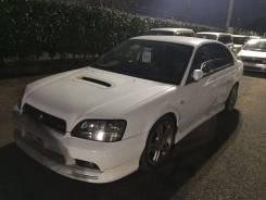 Subaru Legacy. BE5, EJ206