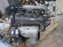 Двигатель в сборе. Toyota Corona, ST190 Двигатель 4SFE