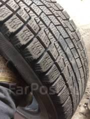 Bridgestone. Зимние, без шипов, 2014 год, износ: 5%, 4 шт