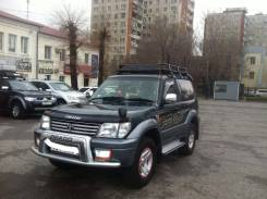Toyota Land Cruiser Prado. автомат, 4wd, 2.7 (150 л.с.), бензин
