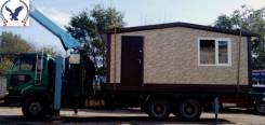 Услуги эвакуаторов 8-15тн: контейнеры, гаражи, домики, спецтехника. Нал/без
