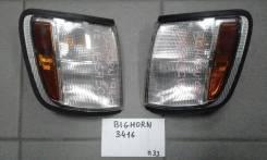 Габаритный огонь. Isuzu Bighorn, UBS73GW, UBS73DW