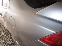 Крыло заднее (четверть) с порогом на Mitsubishi Lancer X