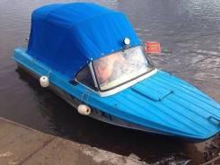 Казанка-5М3. Год: 1992 год, длина 4,70м., двигатель подвесной, 50,00л.с., бензин