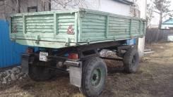 2ПТС-4. Прицеп тракторный 2птс-4 самосвальный и сельхоз оборудование