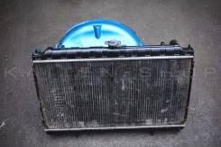 Радиатор охлаждения двигателя. Nissan Silvia Двигатели: SR20DET, SR20DE
