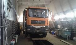 MAN TGA33.350 6x4 BB-WW. MAH ТГА33.350, 10 000 куб. см., 20 000 кг.