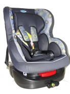 Автокресло KidsPrime LB 585-2 IsoFix (9-18 кг синий)