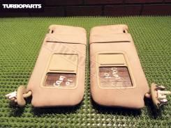 Козырек солнцезащитный. Toyota Camry, ACV40, ACV45, GSV40 Двигатели: 2GRFE, 2AZFE