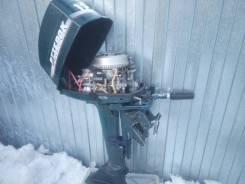 Ветерок. 12,00л.с., 2х тактный, бензин, нога S (381 мм), Год: 2003 год