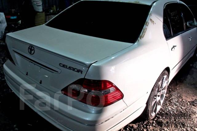 Toyota Celsior. UCF30, 3UZFESWAP RIDERSWHEELS