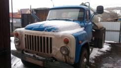 ГАЗ 53-14. Готовый бизнес Ассенизатор ГАЗ-53, 4 500 куб. см., 4,00куб. м.