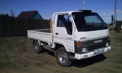 Toyota Hiace. Toyota Hiase, 2 500 куб. см., 1 500 кг.