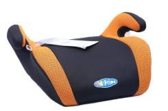 Бустер KidsPrime LB 311-5 (черно-оранжевый)