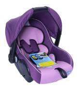 Автолюлька KidsPrime LB 321-5 (фиолетовый)
