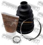 Пыльник шрус наружный (83x122x24) комплект Febest / 0317P-FD