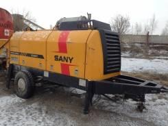 Sany. Бетононасос SANY HBT60C-1816D III, 250 м.