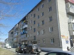 2-комнатная, переулок Школьный 28. Шкотовский, частное лицо, 45 кв.м.
