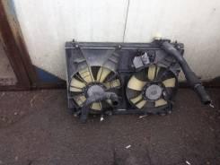 Радиатор охлаждения двигателя. Toyota Harrier, MCU10, MCU10W Двигатель 1MZFE