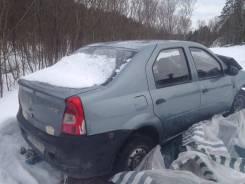 Renault Logan. X7LLSRB2HCH491409