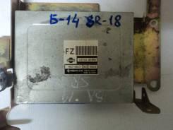 Блок управления двс. Nissan Bluebird, ENU14, EU14 Двигатели: SR18DE, SR18DI