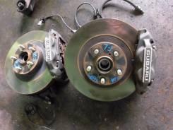 Рабочая тормозная система. Subaru Impreza WRX, GDA