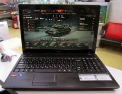 """Acer Aspire 5552G. 15.6"""", 2,2ГГц, ОЗУ 4096 Мб, диск 300 Гб, WiFi, Bluetooth, аккумулятор на 3 ч."""