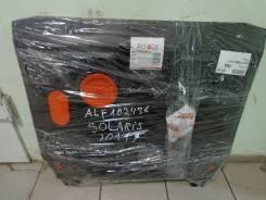 Защита двигателя пластиковая. Hyundai Solaris