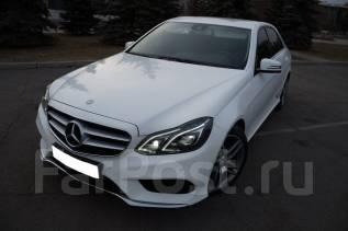 Mercedes-Benz E-Class. автомат, задний, 2.0 (184 л.с.), бензин, 35 000 тыс. км
