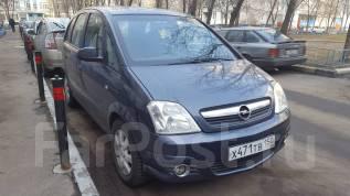 Opel Meriva. автомат, передний, 1.6, бензин, 112 000 тыс. км