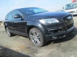 Крыло. Audi Q7, 4LB