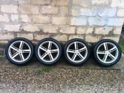 Колеса R17 225/45ZR17 Pirelli. 7.0x17 5x114.30 ET45 ЦО 67,1мм.