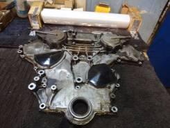 Лобовина двигателя. Nissan Fuga, Y50 Двигатель VQ25DE