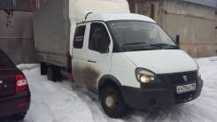 ГАЗ 330232. Газель, 2 800 куб. см., 2 000 кг.