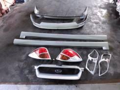 Обвес кузова аэродинамический. Subaru Legacy, BP5