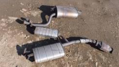 Глушитель. Toyota Chaser, JZX100 Двигатель 1JZGE