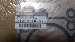 Прокладка головки блока цилиндров. Nissan Presage, VNU30, VU30 Nissan Bassara, JVNU30, JVU30 Двигатель YD25DDT