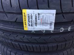 Dunlop SP Sport Maxx 050+. Летние, 2017 год, без износа, 4 шт