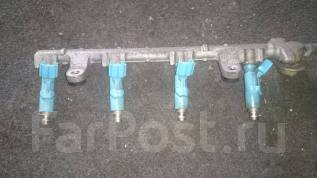 Инжектор. Toyota Vitz, SCP10 Двигатель 1SZFE