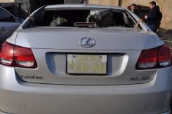 Крышка багажника. Lexus: GS460, GS300, GS430, GS450h, GS350 Двигатели: 1URFSE, 3UZFE, 2GRFSE, 3GRFE, 3GRFSE, 2GRFXE, 2GRFKS