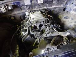 Двигатель в сборе. Isuzu Bighorn, UBS26DW Двигатель 6VE1