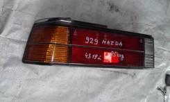 Стоп-сигнал. Mazda 929